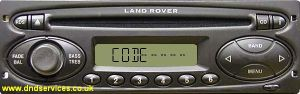 Land Rover 6500 CD-Europe
