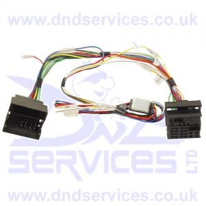 68785 Drive & Talk Interface Leads / Line In