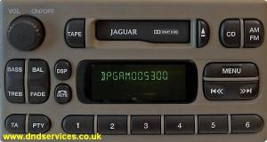Jaguar 9000 Premium Sound