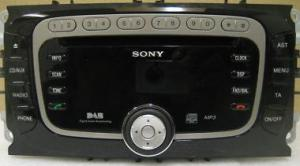 Ford CD345-MCA Sony DAB