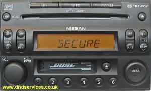 Nissan Cr09b Dnd Services Ltd