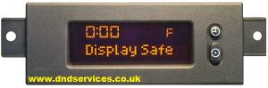 Vauxhall LCD Display KT