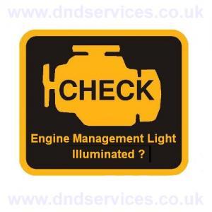 BMW EEngine Management Light EML -