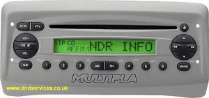 Fiat Multipla CD