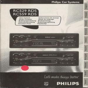 RC529 RDS / RC559 RDS