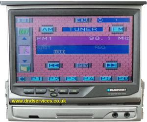 Blaupunkt TV-Monitor Wide Vision