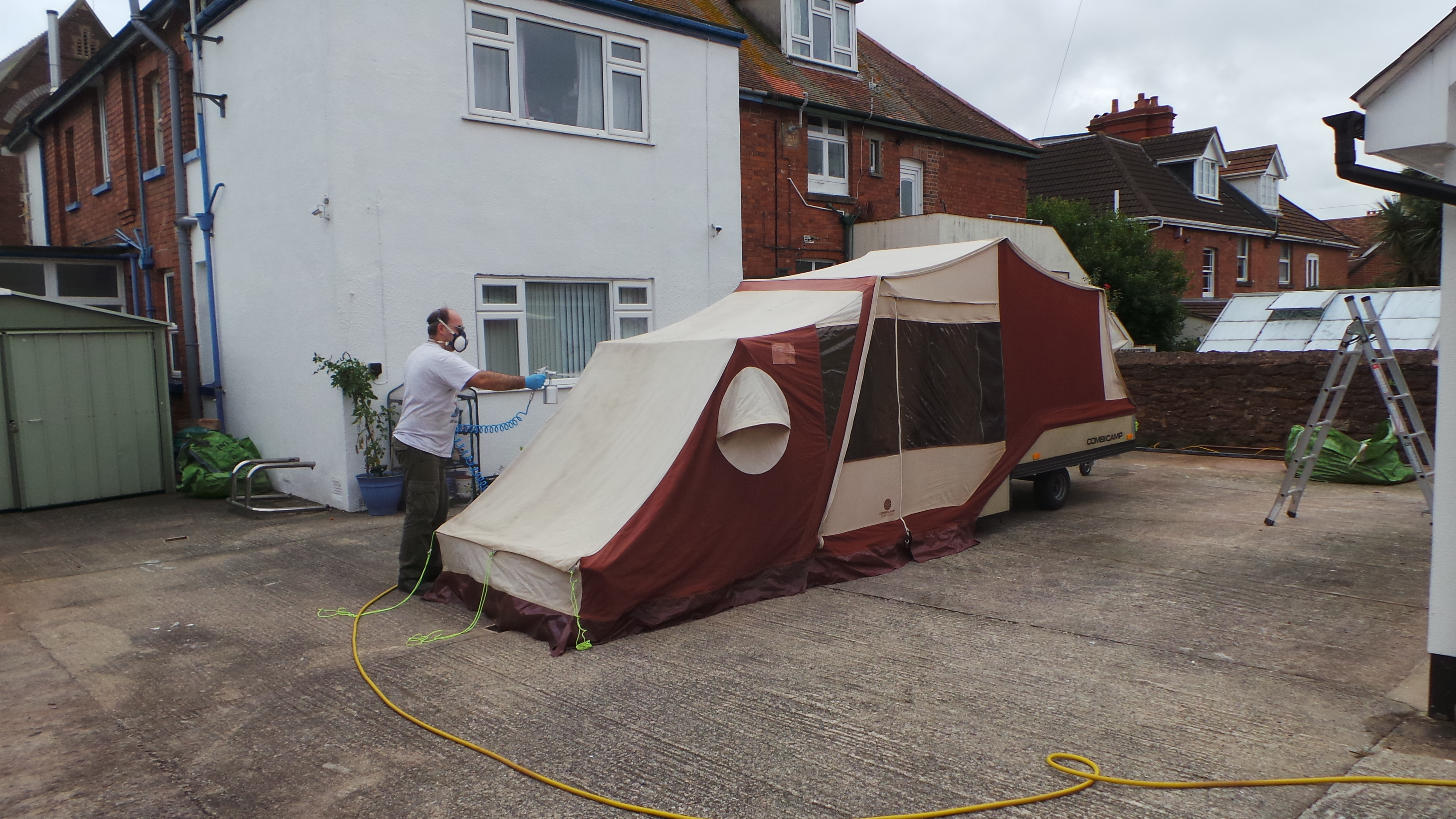 1985 Combi Camp SOLD | Used Trailer Tent